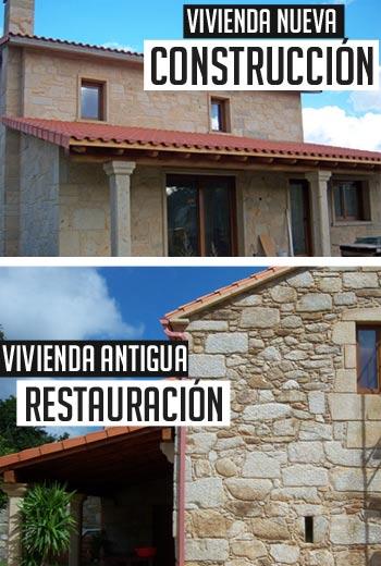 Restauraci n de casas antiguas casas de piedra vimianzo for Restauracion de casas viejas